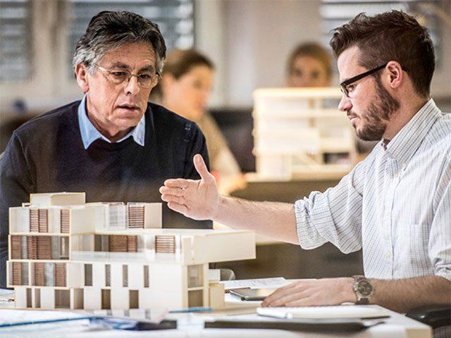 Είσαι Αρχιτέκτονας ?