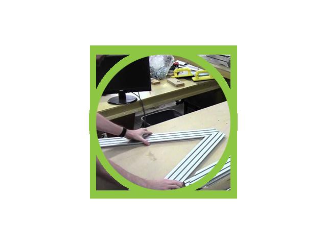 Προηγμένη μηχανολογία αλουμινίου & σιδήρου